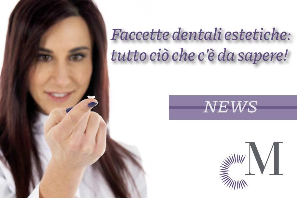 Faccette Dentali Estetiche | Dott.ssa Camilla Molinari