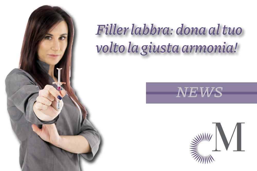 Filler Labbra | Dott.ssa Camilla Molinari